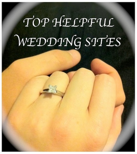 Top Helpful Wedding Sites