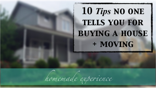 10 Tips No One Tells You For Buying a House